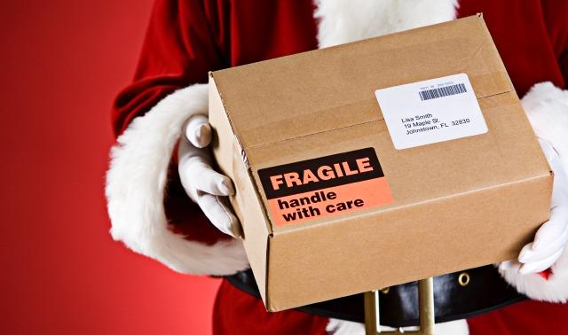Santa-shipping